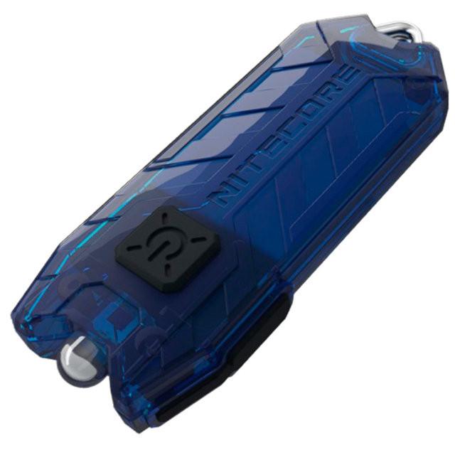 Фонарь наключный Nitecore TUBE (Blue)