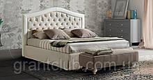 Итальянская кровать с мягким изголовьем DALI фабрика LeComfort
