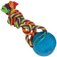 Petstages (Петстейджес) Orka Dental Puck - Шайба с канатом - игрушка для собак