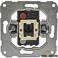 Механизм выключателя крестовидного 10А 230В