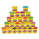 Плей-До набір пластиліну з 24 банок по 86 гр. Play-Doh 24-Pack Set Hasbro, фото 7