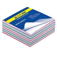 "Блок бумаги для заметок ""Зебра"" 80х80х20мм, а не ст. (BM.2255)"