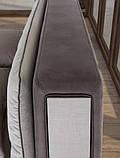 Итальянская мягкая кровать с подсветкой DONOVAN фабрика LeComfort, фото 4