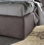 Итальянская мягкая кровать с подсветкой DONOVAN фабрика LeComfort, фото 5