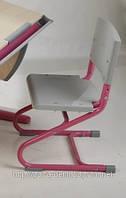Детский ортопедический стул «ДЭМИ» СУТ.01 (розовый)