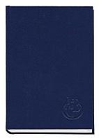 Книга алфавитная 80арк., 100х198мм, баладек синий (210 05С)