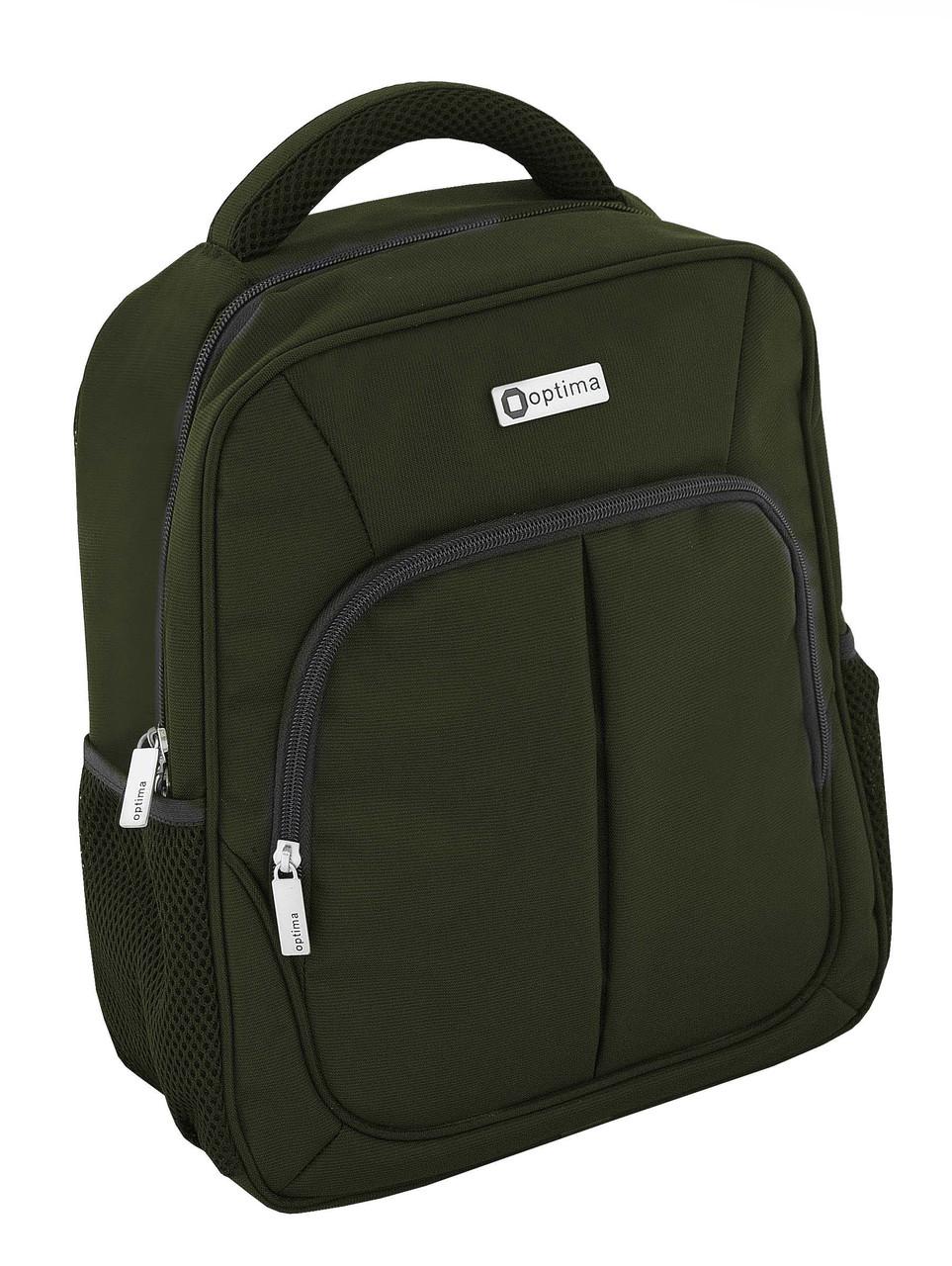 Рюкзак деловой optima как прошить лямки рюкзака