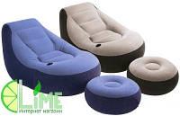 Надувное кресло, Intex