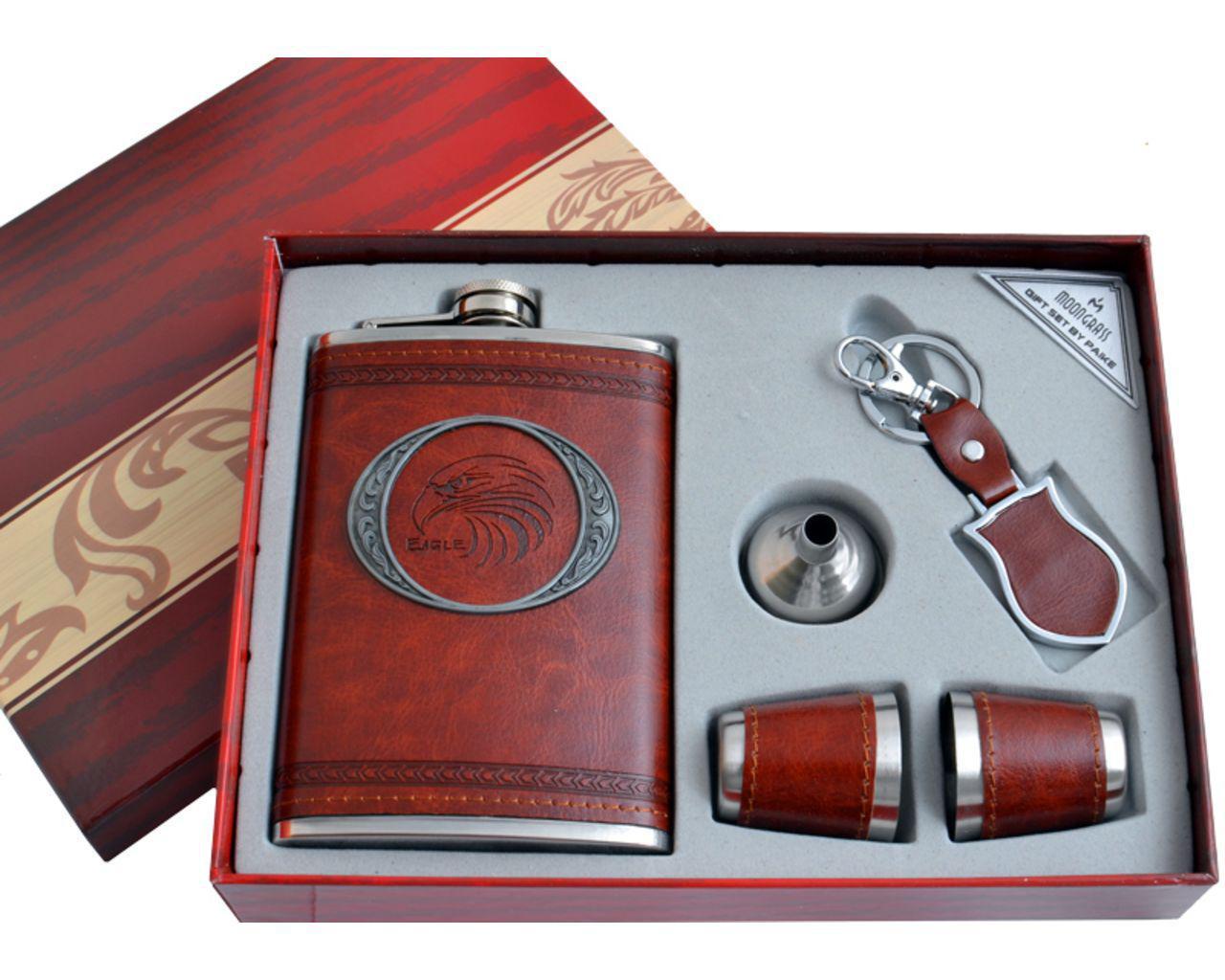 Подарочный набор для мужчин Moongrass 5 предметов DJH0779 - Лучший выбор в Харькове