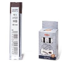Стержни Koh-I-Noor для механического карандаша HB, 0.5мм (4152/HB)
