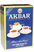 "Чай ""Акбар"" 100г Блакитний Аметист (1/30), фото 1"