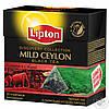 """Чай """"Ліптон"""" 20п*1,8г Чорний Mild Ceylon пірамідка (1/24)"""