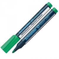 Маркер 290 для досок Schneider Maxx, зеленый (S129004)