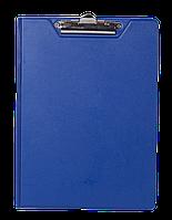 Клипборд Папка-планшет А4, PVC Buromax синяя (BM.3415-03)