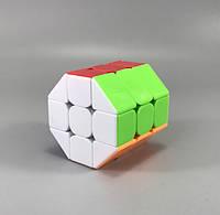 Восьмиугольный кубик Рубика 3х3 HeShu, фото 1
