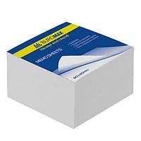 Блок белой бумаги Buromax 80х80х20мм, склеенный (BM.2206)