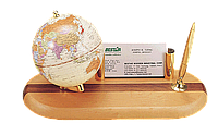 Глобус на деревянной подставке Bestar Светлая вишня (0930HDY)