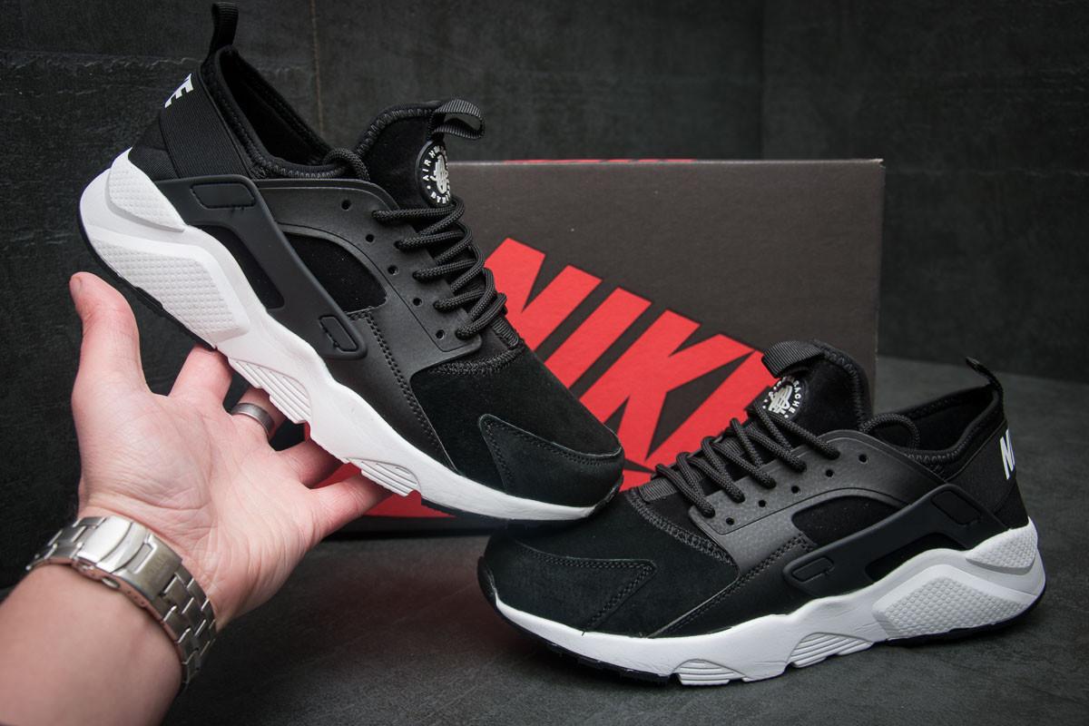 Кроссовки мужские Nike Air Huarache, черные (11594),  [  41 (последняя 2