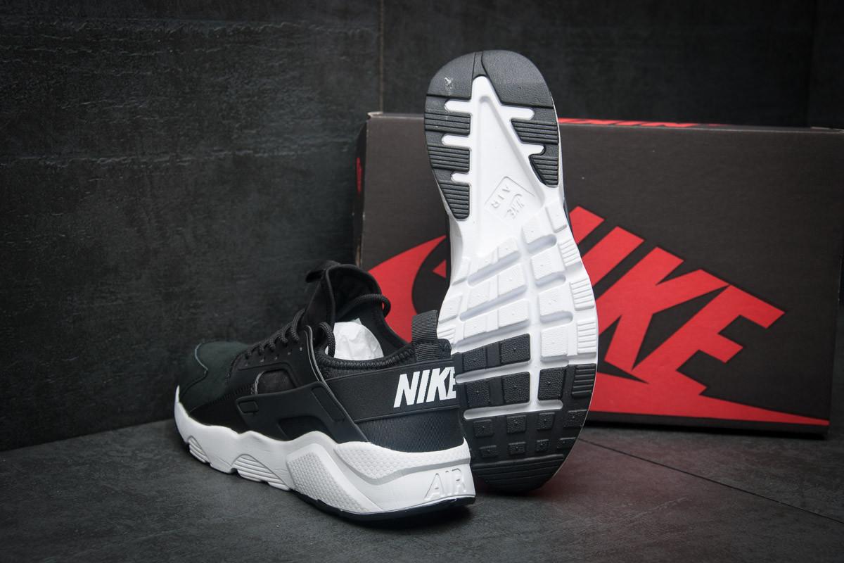 Кроссовки мужские Nike Air Huarache, черные (11594),  [  41 (последняя 4