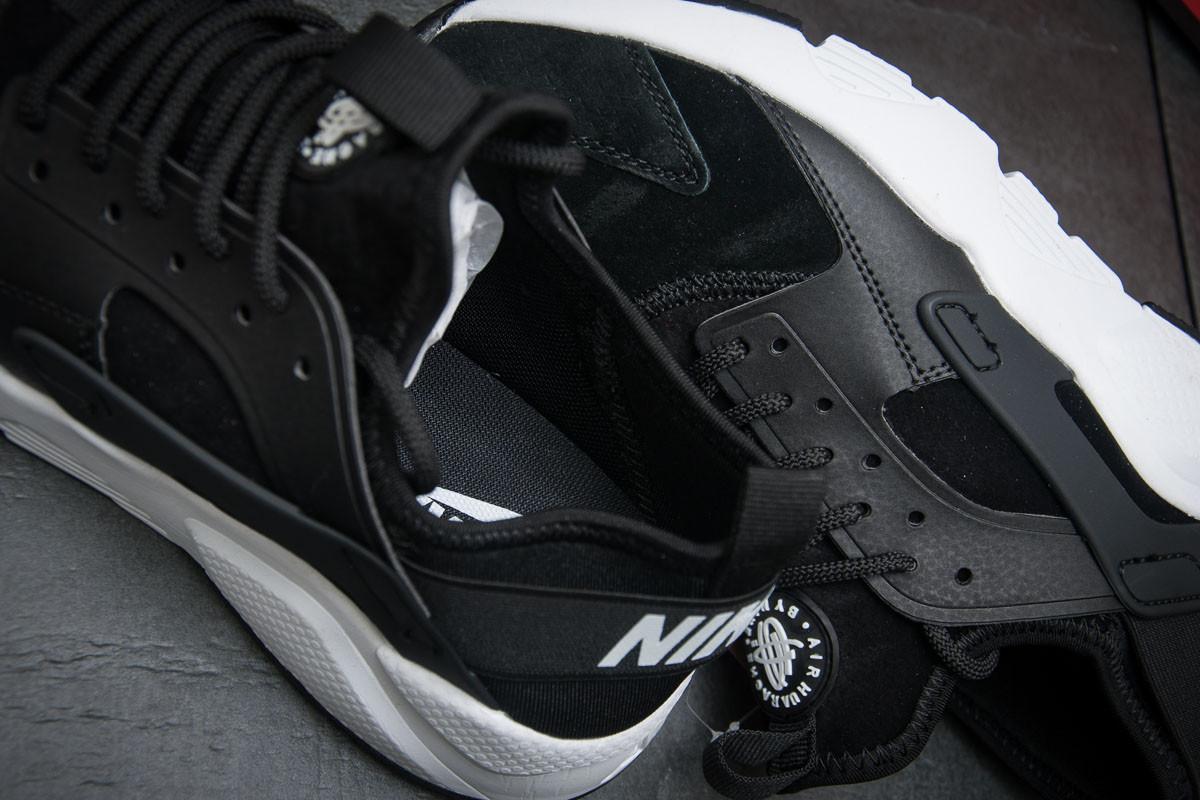 Кроссовки мужские Nike Air Huarache, черные (11594),  [  41 (последняя 6