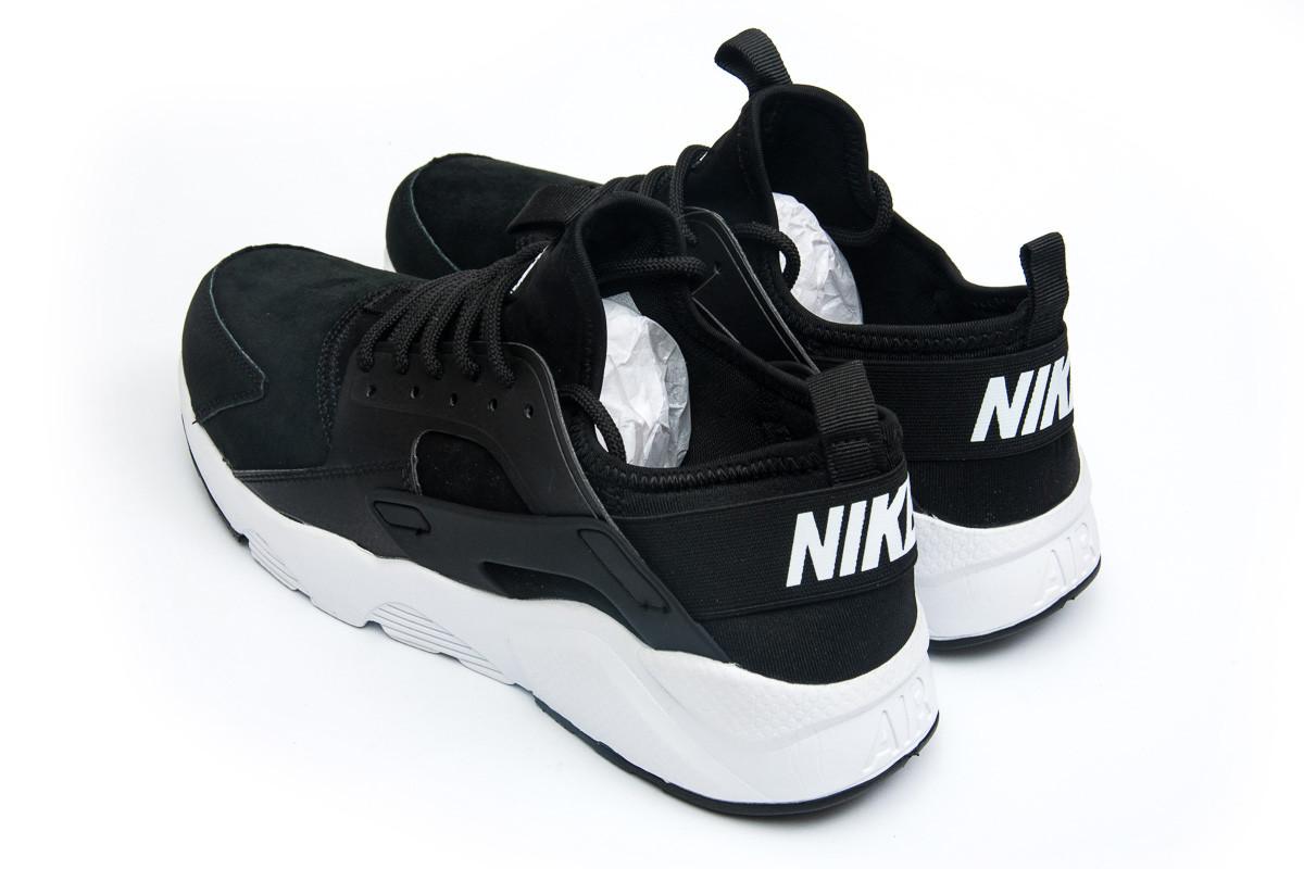Кроссовки мужские Nike Air Huarache, черные (11594),  [  41 (последняя 8
