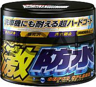 Soft99 Water Block Wax Dark Гидрофобный эффект до 4-х месяцев, 300 г (00347)