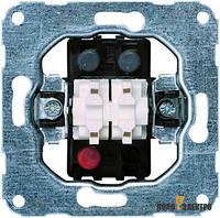 Механизм выключателя 2-клавишного универсального 10А 230В