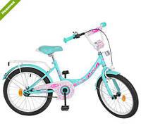 Велосипед двухколесный для девочек PROFI Princess 20 дюймов, от 6 лет