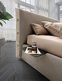 Итальянская мягкая кровать GISELLE фабрика LeComfort, фото 3