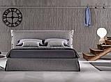 Итальянская мягкая кровать GISELLE фабрика LeComfort, фото 2