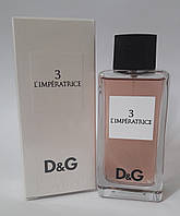 Dolce & Gabbana L Imperatrice 3 ( Дольче габанна Императрица 3 ) 100 ml