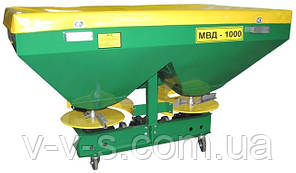 Разбрасыватель минеральных удобрений МВД-1200