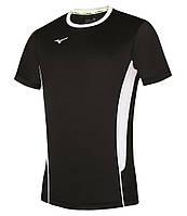 Волейбольная футболка Mizuno Authentic High-Kyu Tee (V2EA7001-09) AW17, Размеры M