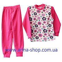 Пижама комплект девочка турция 1-2-3-4