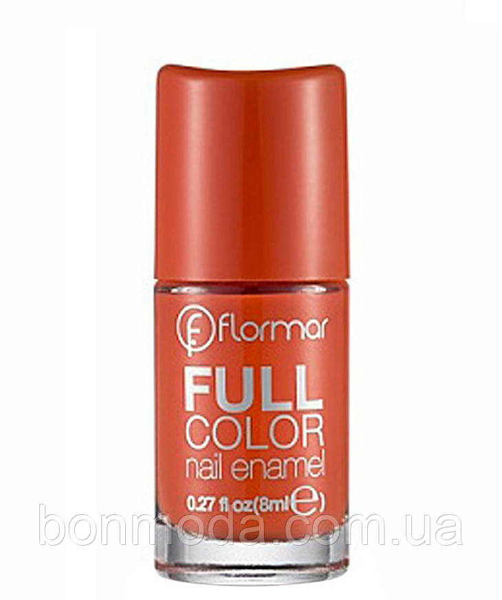Flormar Full Color Nail Enamel Лак для ногтей № FC19