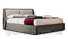 Современная кровать с подсветкой на изголовье Kevin фабрика Felis (Италия)