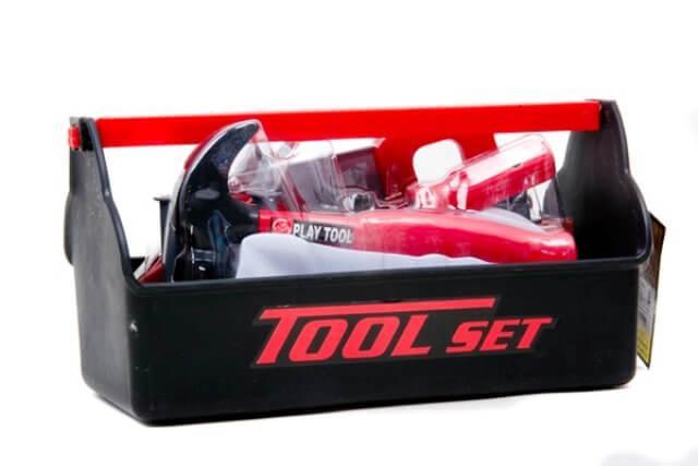 Набор инструментов в чемодане T115B