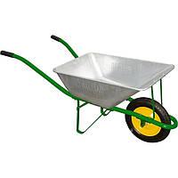 Тачка садовая грузоподъемность 120 кг объем 58 л PALISAD