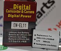 Оригинальный Аккумулятор для фотоаппарата NIKON EN-EL11