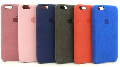 Замшевые чехлы iPhone. Alcantara case