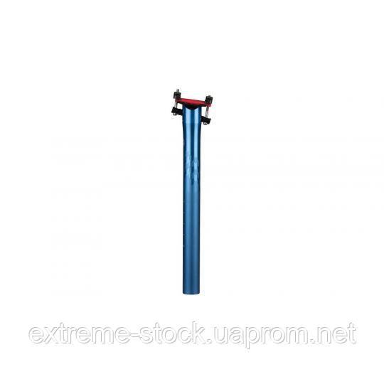 Подседельный штырь Sixpack Leader, 31.6x350, синий