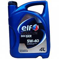 Моторное масло Elf Evolution 900 SXR 5W-40 4л (el-1)