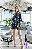 Шифоновое нарядное платье , фото 1
