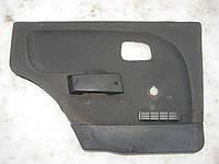Обшивка двери карта задняя левая Славута ЗАЗ 1103