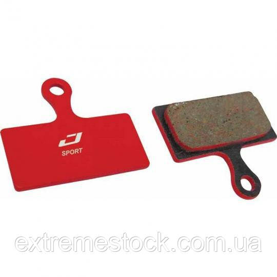 Тормозные колодки Jagwire Mountain Sport Disc, для тормозов Shimano