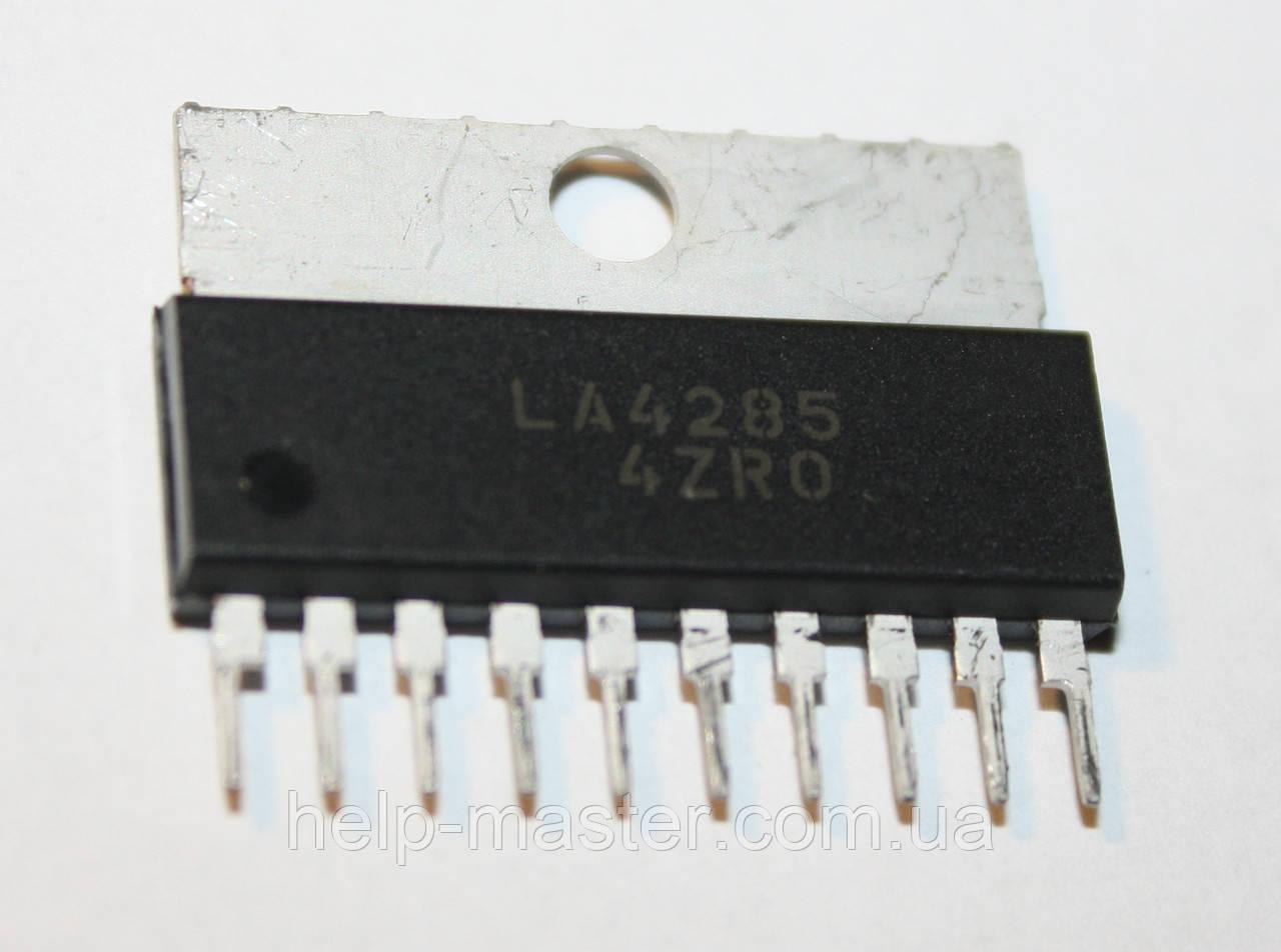 Мікросхема LA4285 (HSIP-10)