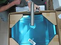 Мойка кухонная из нержавеющей стали AquaSanita Enna 100L