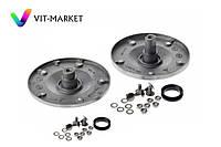 Опора барабана (2шт) + комплект крепления для стиральной машины Whirlpool код 481252088117, Cod 085