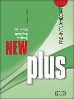 Plus New. Pre-Intermediate. Teacher's Book