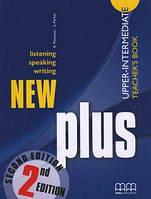Plus New. Upper-Intermediate. Teacher's Book